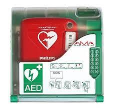 AED in buitenkast